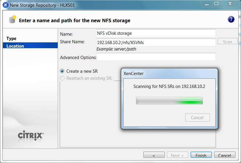 Configure a NFS Share on the Iomega StorCenter | virtuEs IT
