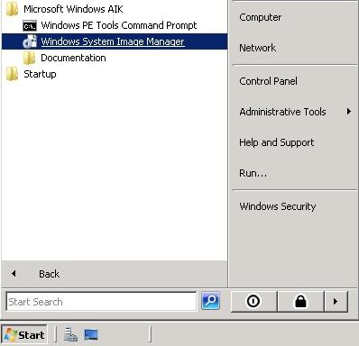 Sysprep Windows Server 2008 | virtuEs IT