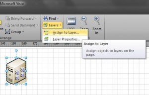 Assign Shape to layer