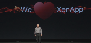 We love XenApp