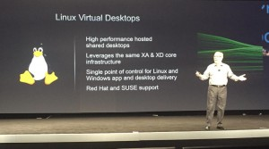 Linux Virtual Desktops