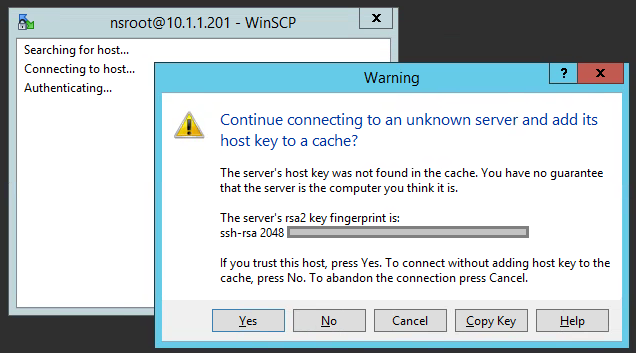 PowerShell: Upload a file with the WinSCP Wrapper | virtuEs IT